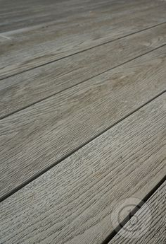 Millboard 'Smoked Oak' eco decking | Ben Chandler Landscape & Garden Design