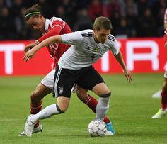 Blog Esportivo do Suíço:  Em amistoso, Alemanha arranca empate no final contra a Dinamarca