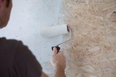 Garage, zolder of vloer: OBS platen schilderen doe je zo!