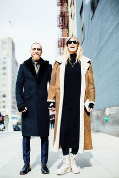 Justin O'Shea and Veronika Heilbrunner | Back to Manhattan