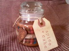 Country jar candles