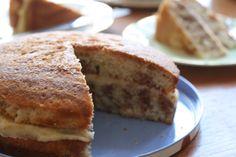 Stripy Chocolate orange Tiger Cake recipe #baking #cake #chocolate #recipe