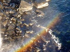 Mealt Falls, Isle of Skye, Scotland Skye Scotland, North West, Rainbows, Biking, Wanderlust, Waves, Explore, Day, Outdoor