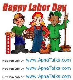 Happy Labor Day Poems for Kids