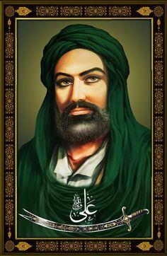 Ali Islam, Islam Quran, Ibn Ali, Hazrat Ali, Ali Bin Abi Thalib, Medina Mosque, Karbala Photography, Mola Ali, Mughal Paintings