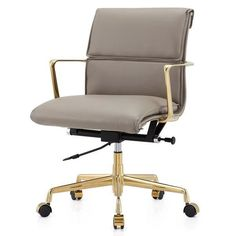 "Features: -Commercial grade. -Chair arms are not removable. Product Type: -Desk Chair. Generic Specifications: -CAL 117 Certified: Yes. Dimensions: Minimum Overall Height - Top to Bottom: -32""."