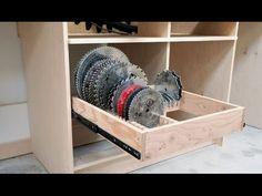 DIY - Miter Saw Station Part 4