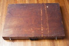 He Found A Flat, Wooden Box In A Dumpster. What Was Inside BLEW My Mind!