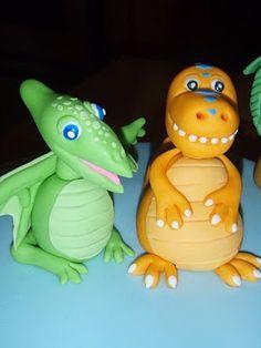 Dinosaur Train Cakes, Dinosaur Cake Toppers, Dino Cake, Dinosaur Birthday Cakes, 4th Birthday Cakes, Dinosaur Party, Birthday Party Themes, Boy Birthday, Special Birthday Cakes