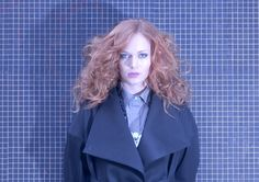 foto - Jan Drochytka produkce - Kitti styling - Josefina Bakošová Natural Redhead, Jaba, Redheads, Red Hair, Blond, Blazer, Celebrities, Women, Fashion