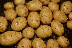Anytime I can add a simple, yet flavorful side dish to my dinner plans, its a winner to me. These potatoes are incredibly quick to throw together, kid approved (yep, all 3 kiddos), and best of all, you can make...