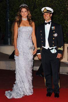 Princesa Madeleine y su hermano el Príncipe Carl-Philip de Suecia