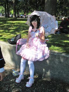 Cute Sweet Cosplay Lolita Cosplay, Angelic Pretty, These Girls, Lolita Fashion, Harajuku, Photoshoot, Popular, Neko, Sweet