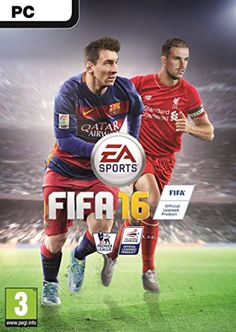 FIFA 16 by Electronic Arts - kay deal binder Xbox One Games, Ps4 Games, News Games, Games Consoles, Family Guy Season 16, Fifa 16 Game, Fifa Games, Fifa 2016, Playstation