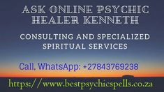 """This is """"Kenneth Wamba vid"""" by Spiritual Psychic Healer Kenneth on Vimeo, the home for high quality videos and the people who love them. White Magic Love Spells, Free Love Spells, Marriage Prayer, Marriage Life, Medium Readings, Superfood, Love Psychic, Best Psychics, Online Psychic"""