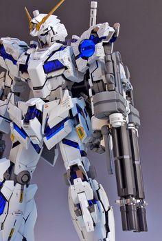 PG 1/60 Unicorn Gundam - Customized Build