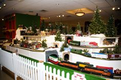 modeltrain christmas largest drive through lights display in wisconsin country springs hotel is - Country Springs Christmas Lights