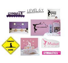 Gymnastics Room Decor Gifts--100 Gymnastics Gift Ideas