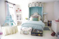a girls dream room