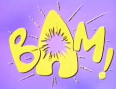 Batman TV show onomatopoeia