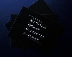 NO OLVIDE EJERCER SU DERECHO AL PLACER via ALMACÉN DE ANÁLISIS. Click on the image to see more!