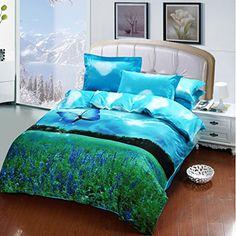 Butterfly bedding set Girls Butterfly comforter set Queen... https://www.amazon.com/dp/B01B9FXOE8/ref=cm_sw_r_pi_dp_PICHxbFPDNT1B