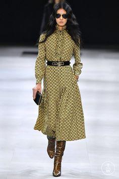 Celine Fall 2019 Ready-to-Wear Fashion Show Celine Fall 2019 Ready-to-Wear Collection – Vogue Fashion Weeks, Fashion 2020, Runway Fashion, Fashion Trends, Fashion Fashion, Couture Fashion, Review Fashion, 2000s Fashion, Muslim Fashion