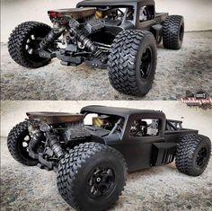 rat rod #chevy #trucks Rc Cars And Trucks, Dodge Trucks, Cool Trucks, Pickup Trucks, Cool Cars, Semi Trucks, Big Trucks, Cars Auto, Corvette Cabrio