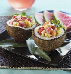 Recipe for Hawaiian Salad
