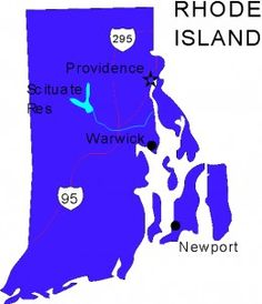 20 Fun & Interesting Facts about Rhode Island