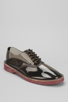 PURCHASED - Mosson Bricke Clear Oxford Shoe