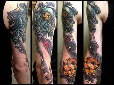 Bartosz Panas, Caffeine Tattoos