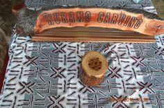 Pen Holder Tree Stump, Pen Holders, Teak, Carving, Frame, Accessories, Design, Home Decor, Picture Frame
