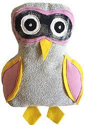 Mintchi Barn Owl - Awake LRG