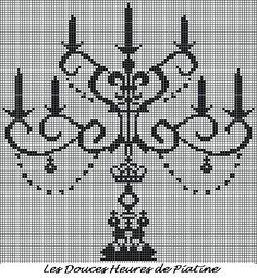 Grille Chandelier Royal 24.10 by Piatine