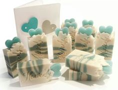 Heavenly Bubbles Soap fragranced with vanilla