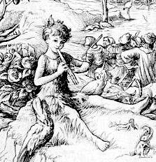 1904 peter pan illustrations   Depictions of Peter Pan – Neverpedia, the Peter Pan wiki