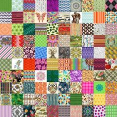 Mosaic 178 (81) (81 pieces)