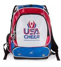 USA Cheer Backpack