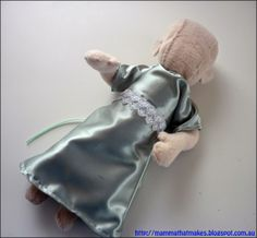 Mamma That Makes: Burial Gown Free Sewing Pattern for Preemies - Harper Gown