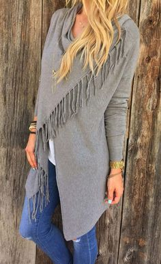 As Your Way Tassel Top from cupshe.com