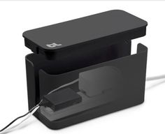 CableBox Mini offers a simple clever solution for managing cable clutter