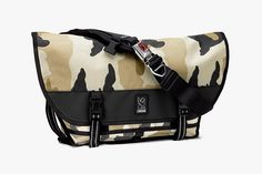 dc7060a457 Chrome Industries Reflective Camo Bag Series