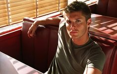 17 Pictures of Jensen Ackles Staring Into Your Soul: Given that Jensen Ackles's modeling days hearken all the way back to that infamous cowboy shoot in 1999, it's safe to say he's had quite a long time to master his smolder.