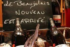 Le Beaujolais Nouveau 2013 arrive bientôt !