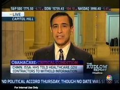 Issa: We Need to Know If HealthCare.gov Risks Have Been Fixed