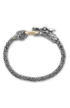 John Hardy 'Naga' Dragon Bracelet. this was late val day gift from hubby. at least that's what i told him when i got it