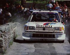 T16  #dadriver #Peugeot #205T16 @peugeotes