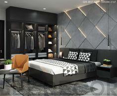 Project: Apartment Designed by: Bel Decor Hotline: 3837 0903 862 107 Luxury Bedroom Design, Bedroom Furniture Design, Master Bedroom Design, Home Decor Bedroom, Home Interior, Interior Design, Suites, Contemporary Bedroom, Luxurious Bedrooms