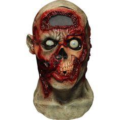 Máscara Pulsing Zombi Brains Ghoulish - Dresoop.es